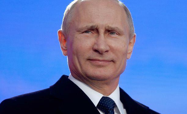 Vladimir Putinin mukaan Venäjä sai Krimin liittämisen myötä takaisin historiallisia juuriaan.