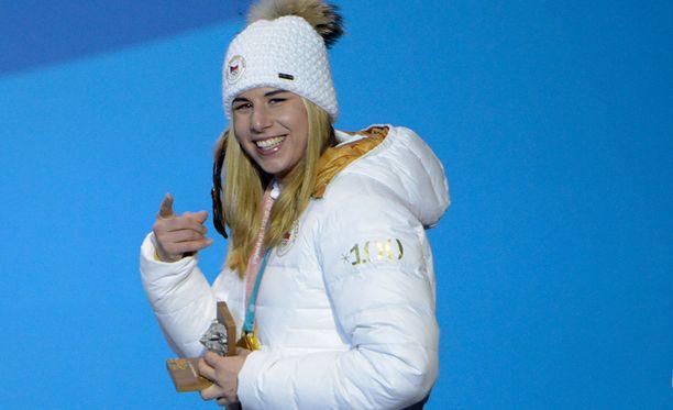 Ester Ledecka voitto on suurimpia olympiayllätyksiä pitkiin aikoihin.
