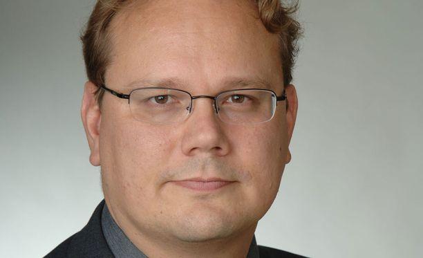 Petri Härkönen on aiemmin toiminut muun muassa Vihdin kunnanjohtajana.