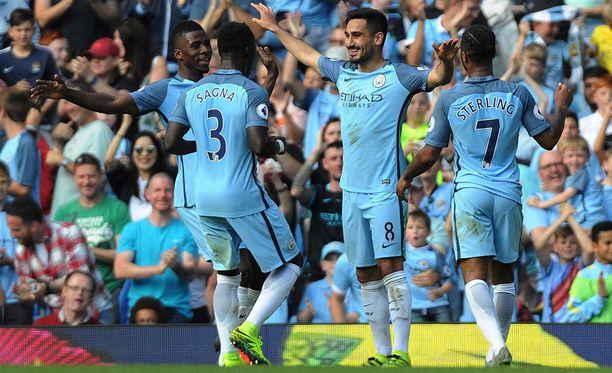 Manchester City on yksi maailman äveriäimmistä seuroista.