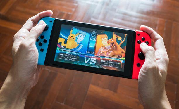 Nintendo Switch on ollut erittäin suosittu pelaajien keskuudessa.