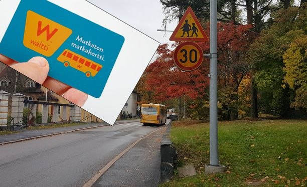 Mikkeliläiset peruskoululaiset saavat pian ajella bussilla ilmaiseksi.