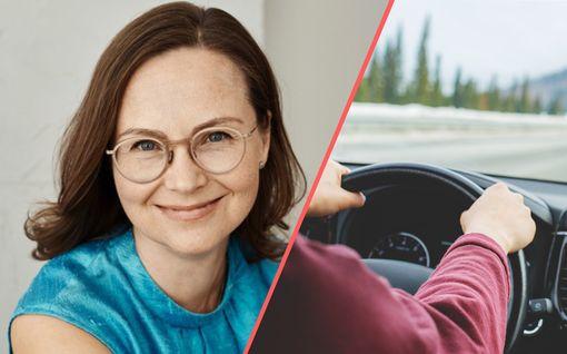 Jos autossa on mies ja nainen, mies ajaa – 3 syytä selittävät ilmiön