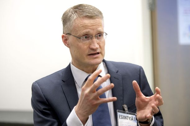 Jarno Limnéll on Aalto-yliopiston kyberturvallisuuden professori.