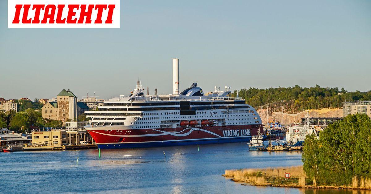 Viking Line Turku Toimisto