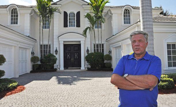 Markku Ritaluoma myi elokuussa Floridan luksustalonsa.