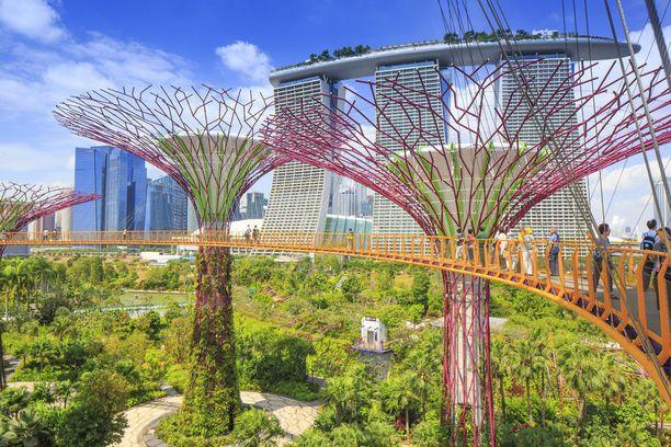 Singapore oli kalleusvertailun ykkönen jo kolmatta kertaa peräkkäin.
