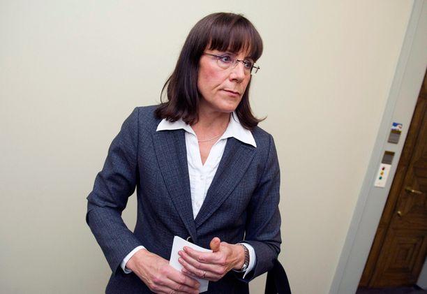 Ruohonen-Lerner ei niele työoikeuden professorin näkemystä, jonka mukaan hän olisi rikkonut tasa-arvolakia.