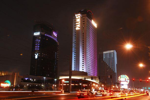 Palms Casino Resort hotellin huonevalikoiman uutuus on huiman hintainen.