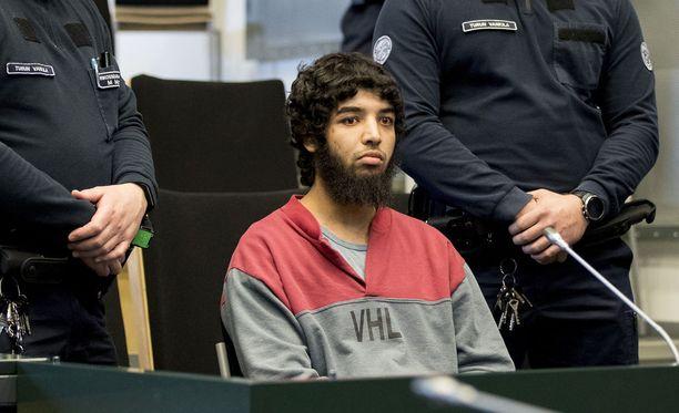 Tuomiosta valittaminen tarkoittaisi, että Abderrahman Bouananen rikoksia käsiteltäisiin hovioikeudessa.