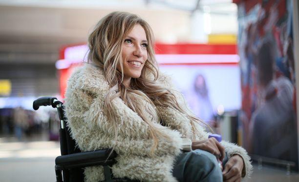 Julia Samoilova ei saa osallistua Euroviisuihin, kertovat Ukrainan turvallisuusviranomaiset.