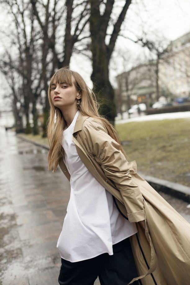 Ajatonta ja pelkistettyä - virolainen muoti keskittyy trendien sijaan käyttövaatteisiin.