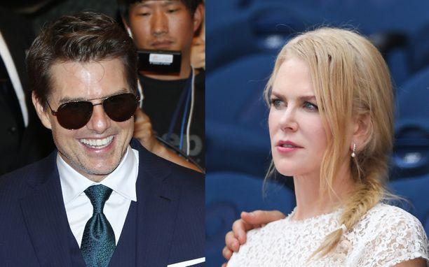 Tom Cruise pisti porttikiellon ex-vaimolleen Nicole Kidmanille heidän lapsensa häihin.
