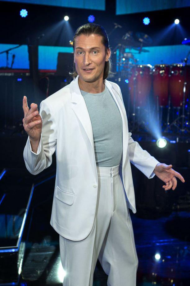 Tomi Metsäketo on tunnettu suomalainen laulaja.