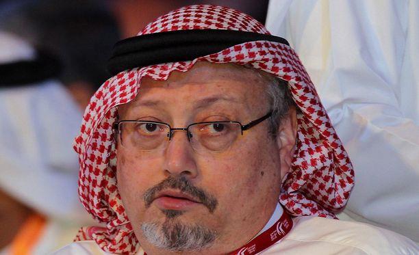Jamal Khashoggin kohtalo huolestuttaa.
