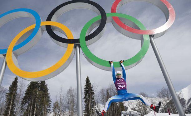 Olympiakisat näkyvät vuosina 2018-2024 Discoveryn kanavilla.
