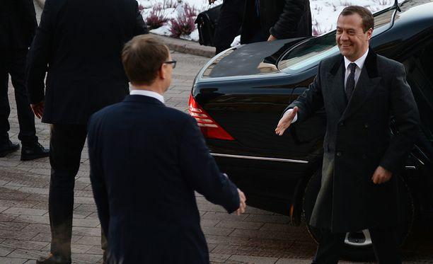 Viimeksi Juha Sipilä ja Dmitri Medvedev tapasivat viime joulukuussa Oulussa.
