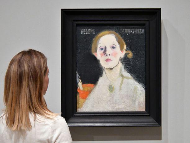 Lontoossa Kuninkaallisessa taideakatemiassa avautuu lauantaina 20. heinäkuuta Helene Schjerfbeckin teoksista koostuva taidenäyttely. Näyttely on avoinna 27. lokakuuta saakka.