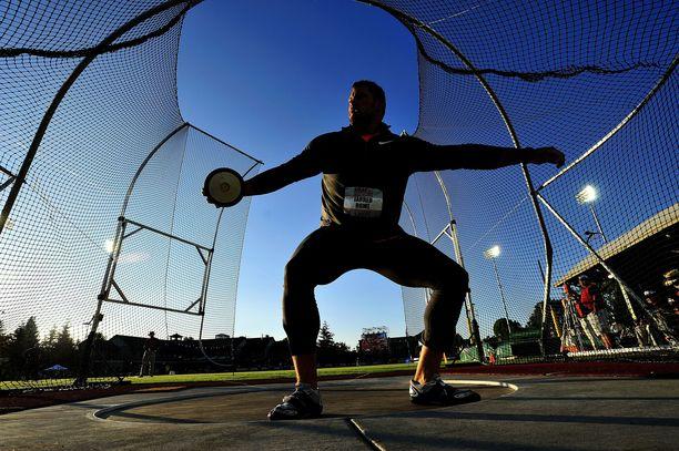 Jarred Rome kisasi Ateenan ja Lontoon olympialaisissa.