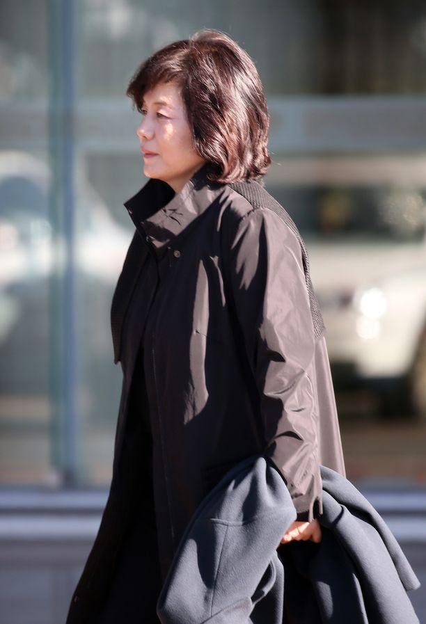 Varaulkoministeri Choe Son-hui kuuluu Pohjois-Korean diplomaattijohtoon.