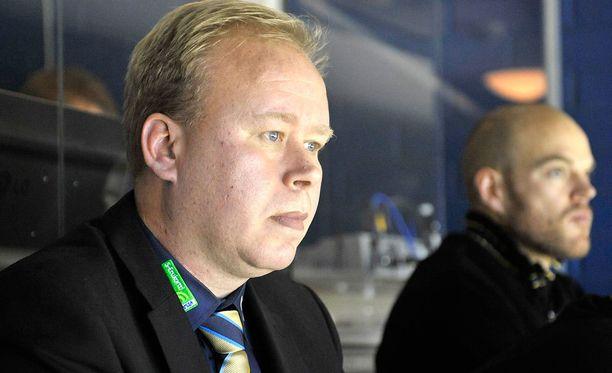 Timo Rajalaa kaupiteltiin Raumalainen-lehdessä.