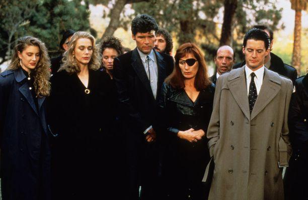 Twin Peaks on 90-luvun kulttisarja, jonka molemmat tuotantokaudet löytyvät HBO:lta.