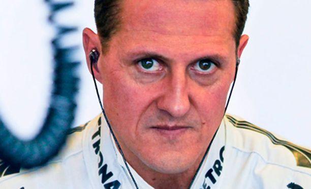 Michael Schumacherin potilastiedoista pyydetään noin 50 tuhatta euroa.