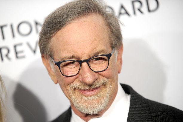 Steven Spielbergin mukaan seksuaalinen häirintä on kansallinen ja globaali ongelma.