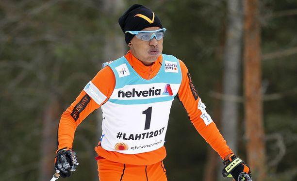 Adrian Solanon haparointi Lahden MM-laduilla sai paljon kansainvälistäkin huomiota.