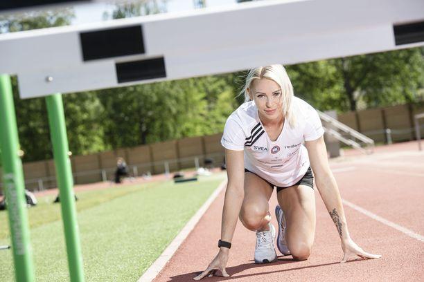 Annimari Korte on ollut viime vuodet Suomen ykkösaituri.