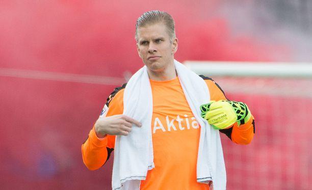 Tomi Maanoja oli HIFK:n sankari.