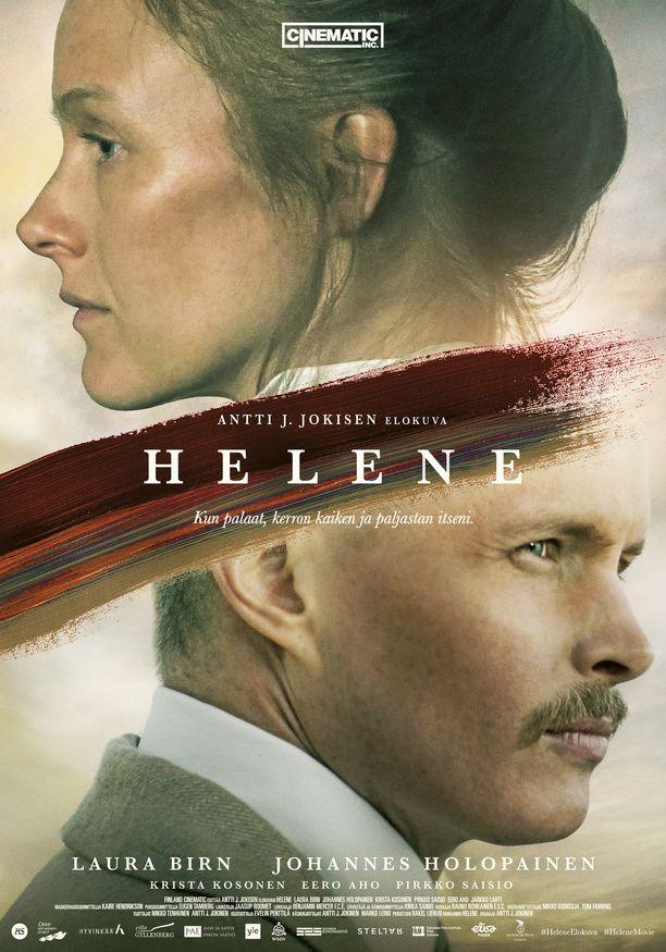 Helene-elokuva sai ensi-iltansa Suomessa tämän vuoden tammikuussa.