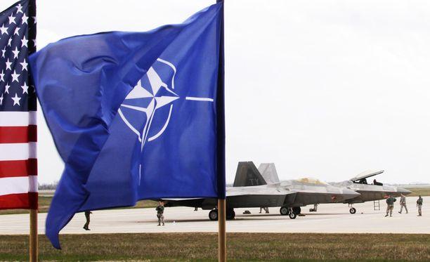 Nato-jäsenyydellä on vankka kannatus reserviupseerien keskuudessa.