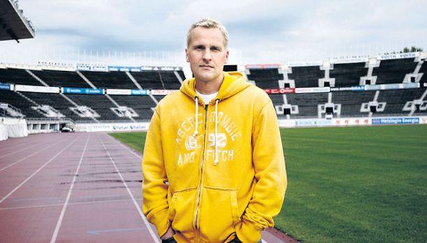 Antti Niemi on pelannut Olympiastadionilla lukemattomia kertoja.