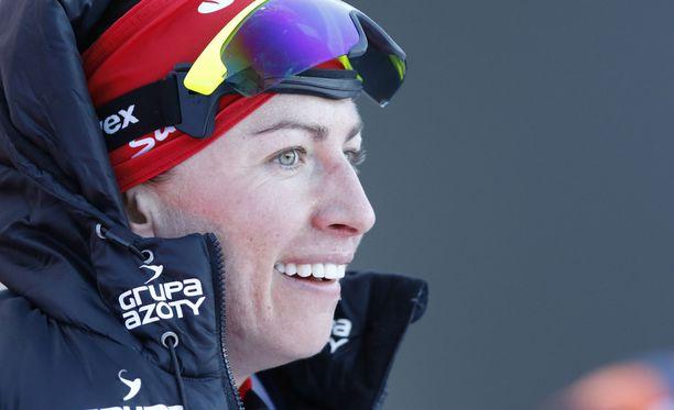 Justyna Kowalczyk ei osallistu jatkossa Tour de Skihin.