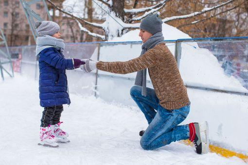 Vanhempana joutuu ehkä kasvattamaan itseään siihen, että oppii arvostamaan myös sellaista liikkumista, joka ei ole itselle ominaista, mutta joka kiinnostaa lasta.