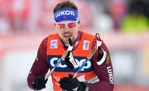 Lahden MM-kisojen hiihtokuningas Sergei Ustjugov ei saanut osallistua Pyeongchangin kisoihin.