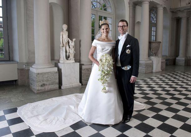 Kruununprinsessahäät kesällä 2010 olivat ikimuistoiset ja täynnä suuria tunteita.