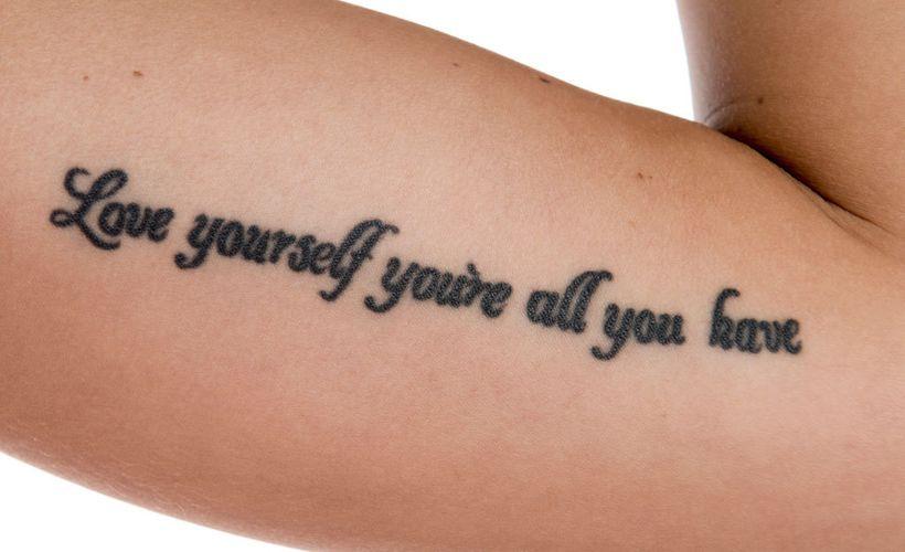Tähti Tatuointi
