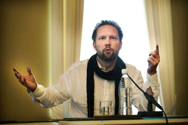 Filosofi Pekka Himasen yrityksellä on ollut viime vuosina hiljaisempaa.