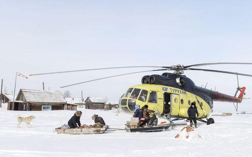 """Kun Siperian syrjäseudulla keskellä ei mitään sattuu jotain kamalaa, ainoa toivo on """"lentävä ambulanssi"""""""