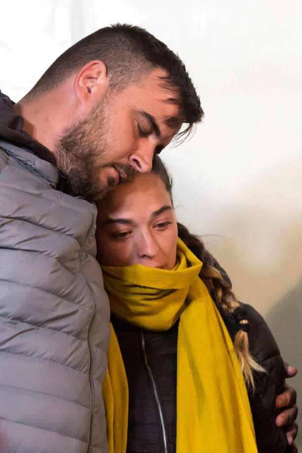 Jose Rosello ja Vicky Garcia ovat menettäneet jo kaksi poikaa.