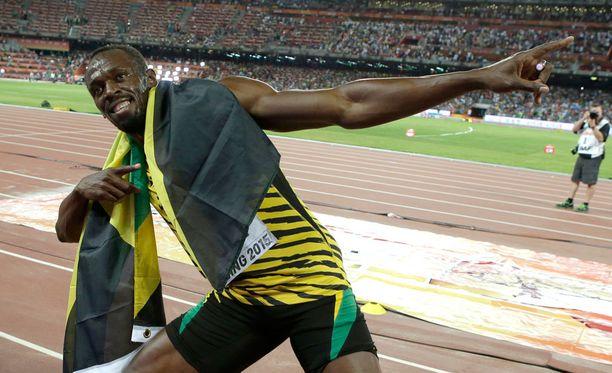 Usain Boltin suorituksien kovuus mitataan aivan muullla tavalla kuin kilokaloreilla.