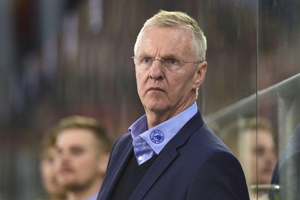 Kari Jalonen on Euroopan valmentajamarkkinoiden kuumimpia nimiä.
