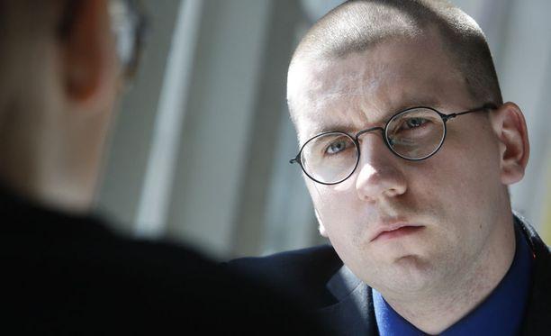 Sebastian Tynkkynen kertoo, että hirttoköysipaketti ei suinkaan ole ainoa vihaposti, jonka hän on saanut, mutta ehdottomasti pahimmasta päästä.