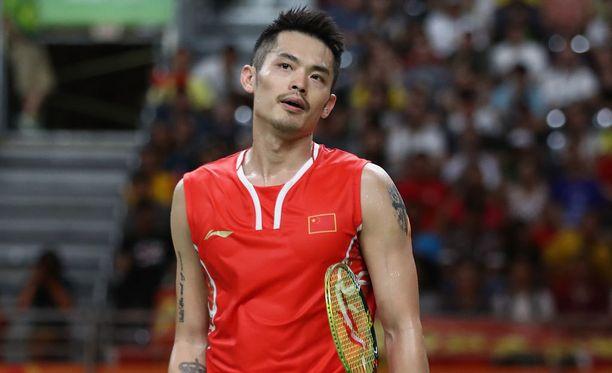 Lin Danin olympiaura päättyi neljänteen sijaan Riossa viime kesänä.