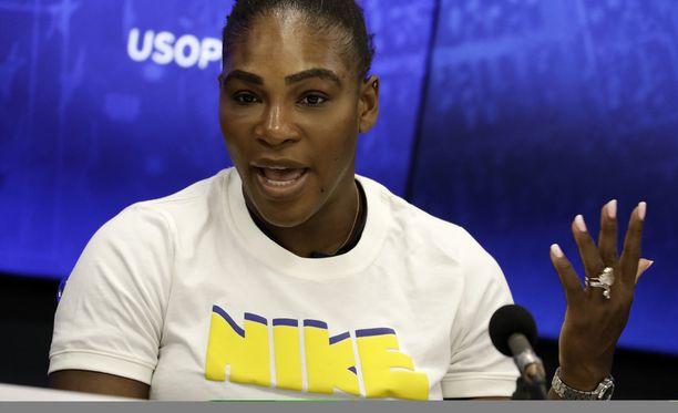 Serena Williamsin huushollissa ei syntymäpäiviä vietetä.