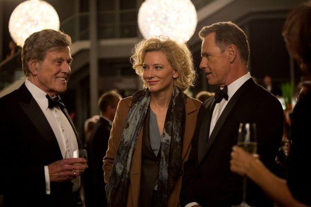 Cate Blanchett ja Robert Redford tekevät jälleen erinomaista työtä uutuuselokuvassa Truth.
