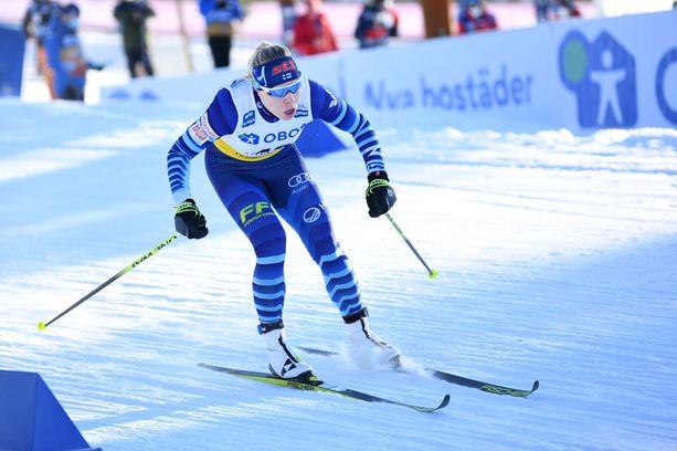 Jasmi Joensuu oli karsinnassa paras suomalaisnainen.