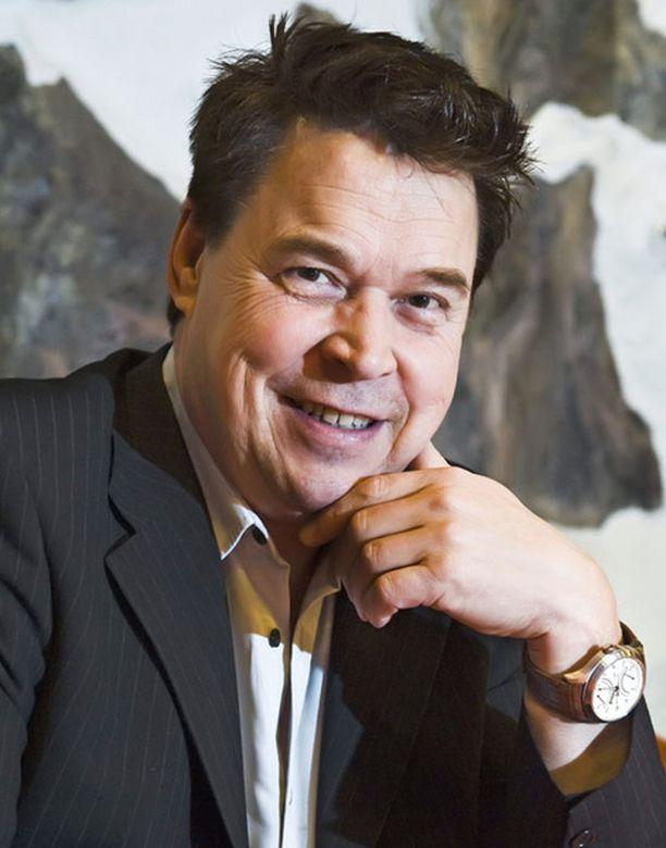 Markku Aro Saga Puurtinen